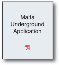 Malta Underground Application